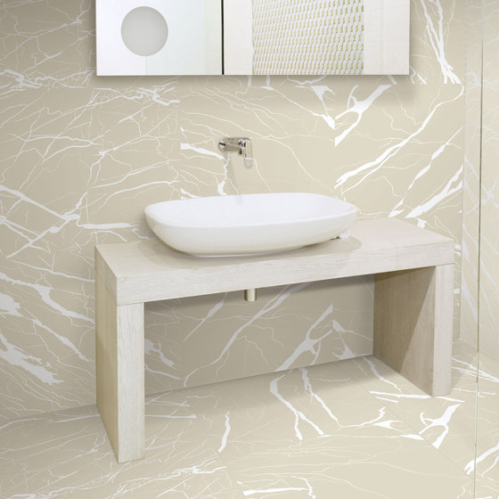 Artwork Marble Orange | AR6060MO di Ornamenta