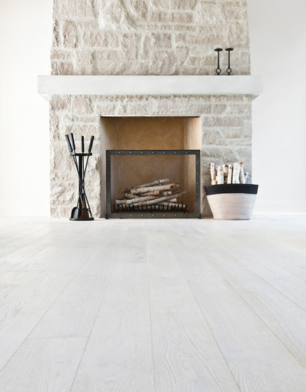 FLOORs Hardwood Oak medium white basic by Admonter