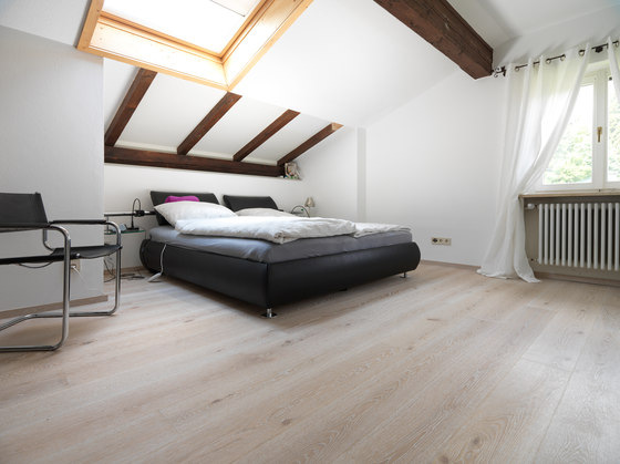 FLOORs Latifoglie Rovere Mountain bianco basic di Admonter Holzindustrie AG