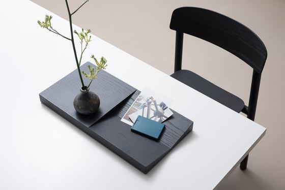 tray by stattmann neue moebel two halves three thirds. Black Bedroom Furniture Sets. Home Design Ideas