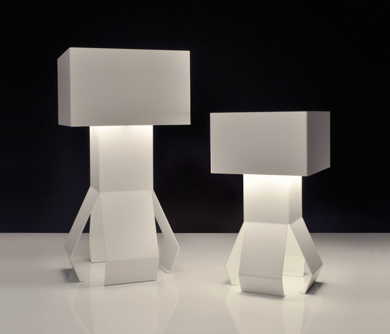 Mascolino T - Table lamp by Bernd Unrecht lights