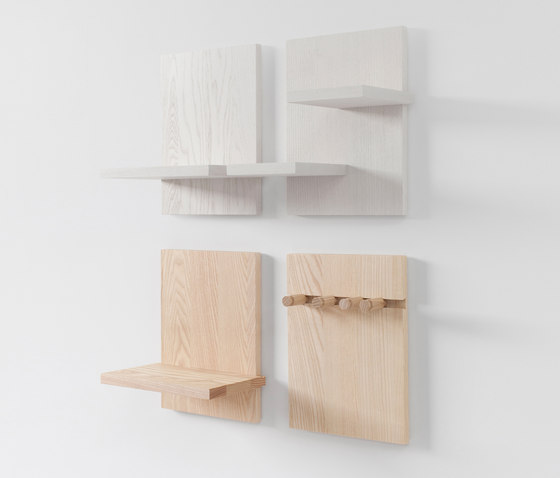 Wall Shelf single by STATTMANN NEUE MOEBEL