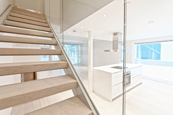 SP200 staircase system by Steelpro