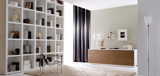 Shelves by ARLEX design