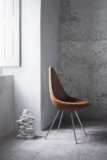 Drop™ | 3110, fully upholstered di Fritz Hansen