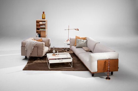 Recess sofa de Linteloo