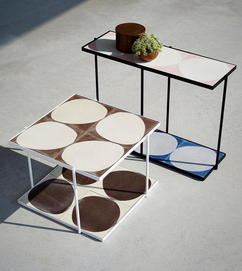 Marrakesh lounge table de Skargaarden