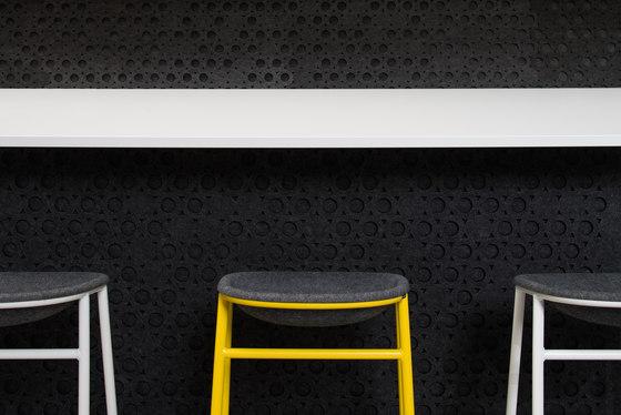LJ 2 Stack Chair by De Vorm