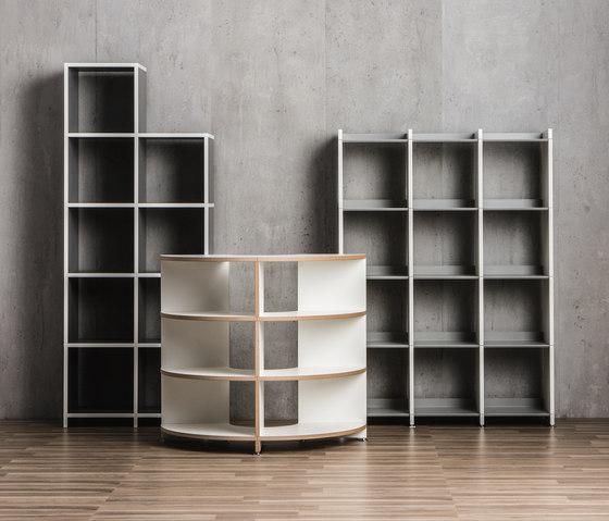 Carpon shelf-system by mocoba
