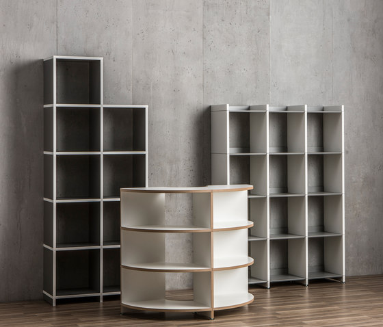 Premium shelf-system by mocoba