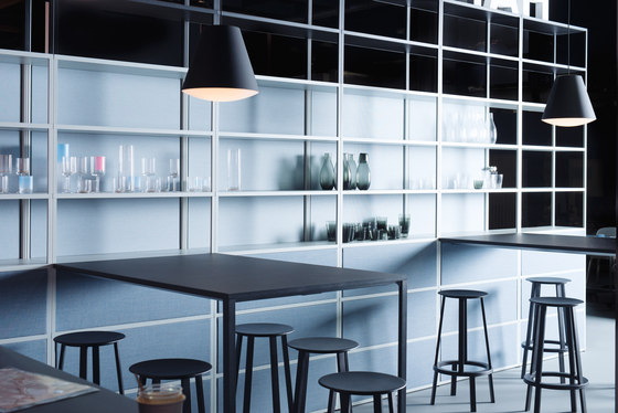 new order public high table bar tables from hay architonic. Black Bedroom Furniture Sets. Home Design Ideas
