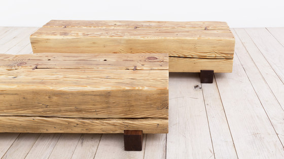Beam Coffee Table by Uhuru Design