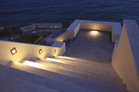 Alfia Mid-Power LED / Vetro Sabbiato di Ares