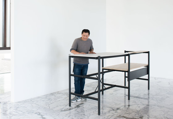 Dan Lowtable by BULO