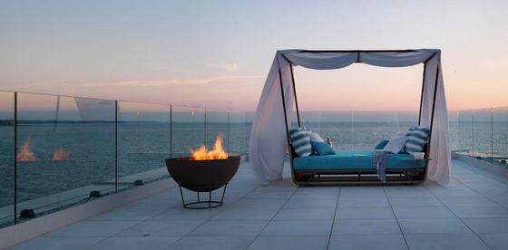 Portofino 9768 day bed by ROBERTI outdoor pleasure