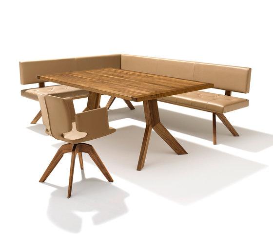 yps fixtisch esstische von team 7 architonic. Black Bedroom Furniture Sets. Home Design Ideas