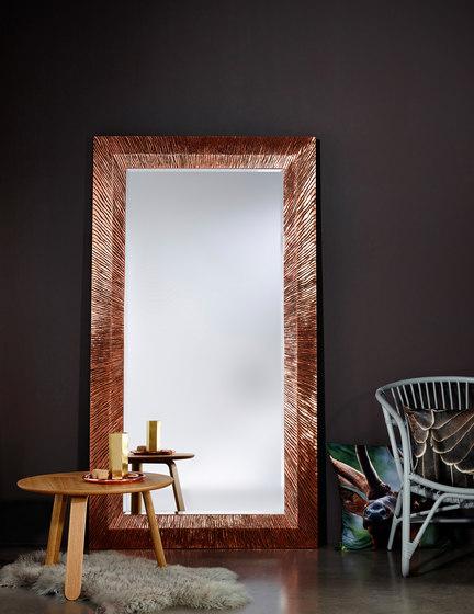 Groove silver de Deknudt Mirrors
