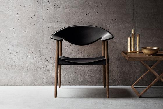 MK98860 Folding table di Carl Hansen & Søn
