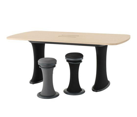 dress Table de Conférence Réglable en Hauteur 7070/7 de Brunner