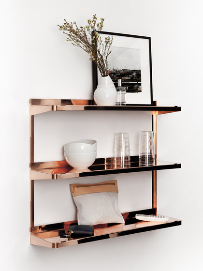 Click Copper Shelf by New Tendency