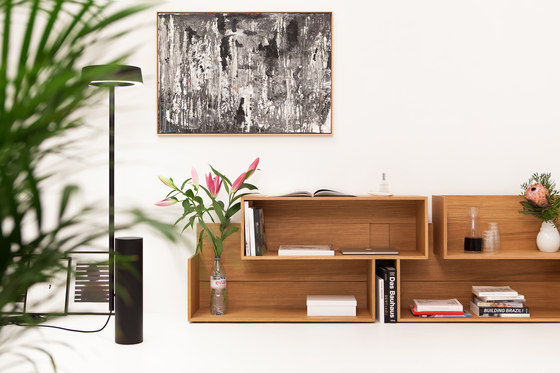 Shift Shelf by New Tendency