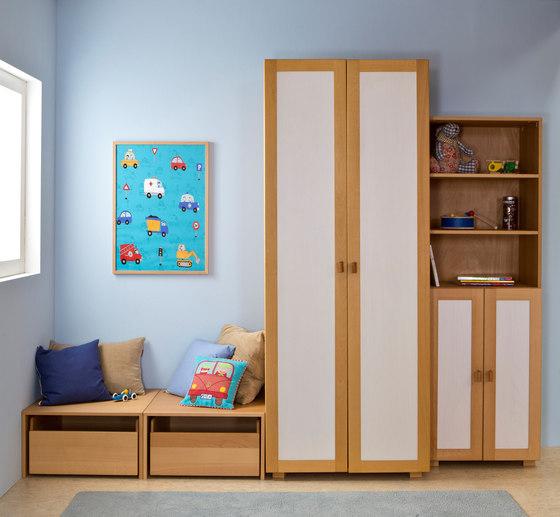 Cabinet Combination 04 di De Breuyn