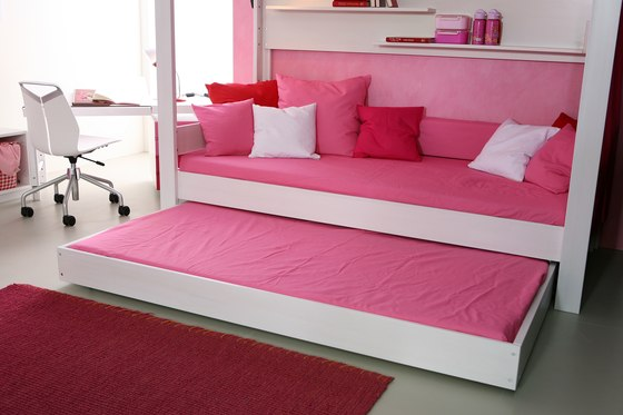 Lower basic bed DBB-130 de De Breuyn