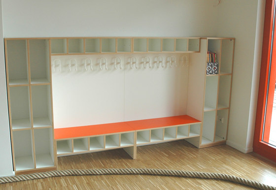 Wardrobe Furniture Modul  DBF-414 di De Breuyn