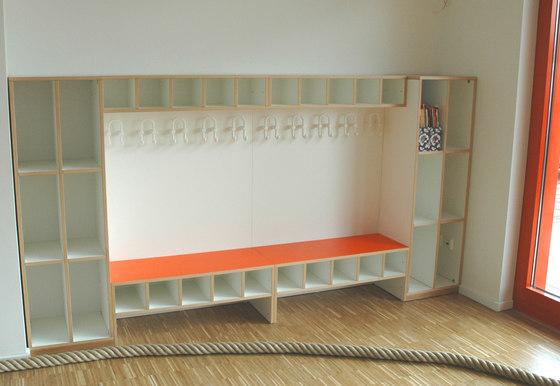 Wardrobe Furniture Modul  DBF-414 de De Breuyn