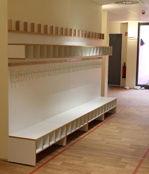 Wardrobe Furniture Modul  DBF-414 di De Breuyn