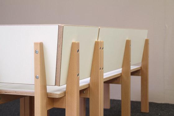 Corner Seat Modul  DBF-832 di De Breuyn