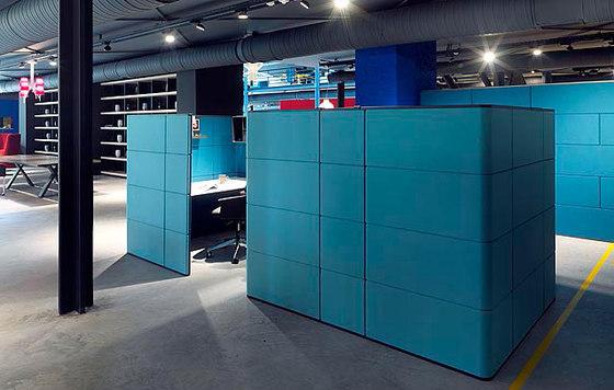 Megaron Partition Panel de Koleksiyon Furniture