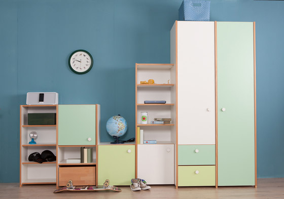 Cabinet Combination di De Breuyn