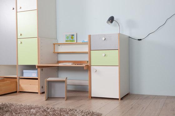 Cabinet Combination de De Breuyn