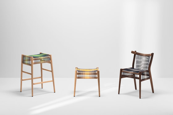 Loom chair by Ptolemy Mann de H Furniture