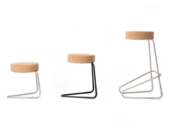CC2 Cantilever stool di TECTA