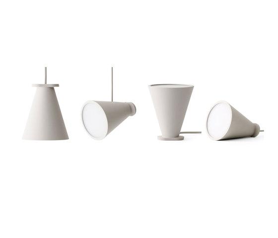Bollard Lamp   Carbon by MENU