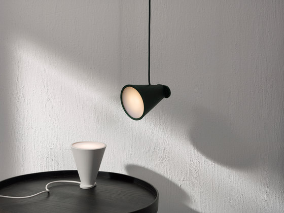 Bollard Lamp | Carbon by MENU