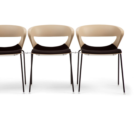 Kicca stool by Kastel