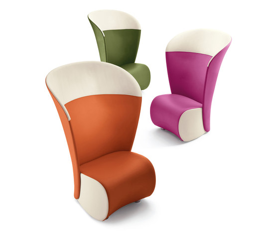 KOCCOLA - Armchairs from Kastel 0TXyOFiE