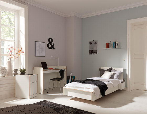 Flai Wardrobe CPL anthracite de Müller small living