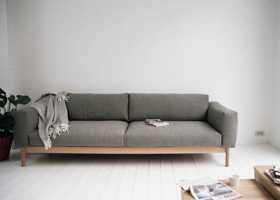 Three Seater Sofa de Bautier