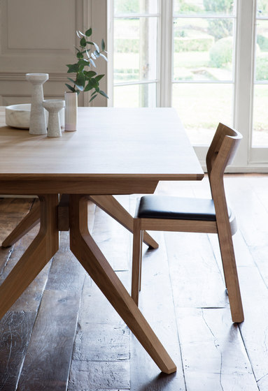 Cross Extending Table by Case Furniture