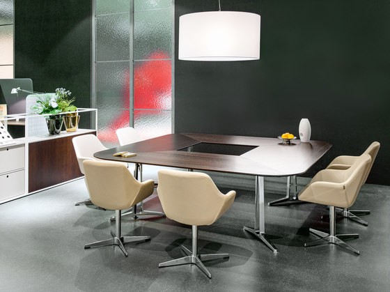 skill mobile table system by Wiesner-Hager
