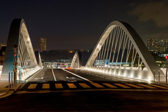 Pont Schuman, Lyon de ewo