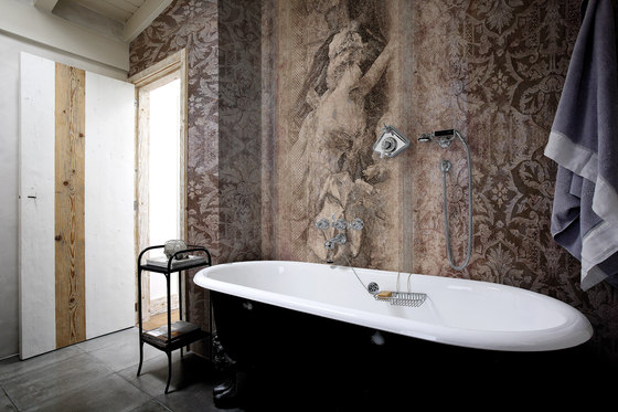 Toile De Jouy 02 by Inkiostro Bianco