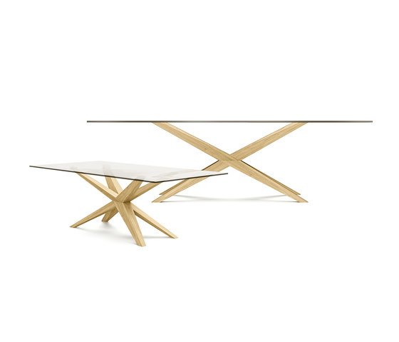 XAVER DINING TABLE von Belfakto