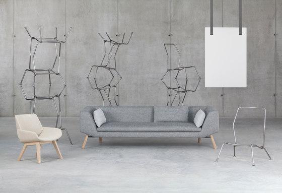 Combine chaise longue by Prostoria