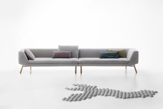 Combine chaise longue by Prostoria