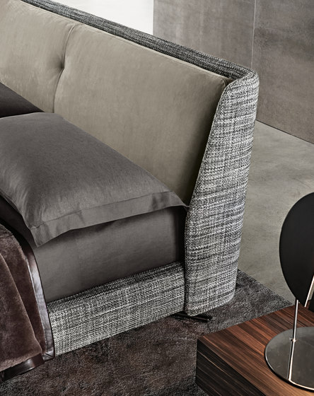 Spencer Bed di Minotti